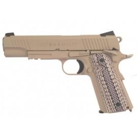 Colt M45A1 CO2 DESERT TAN