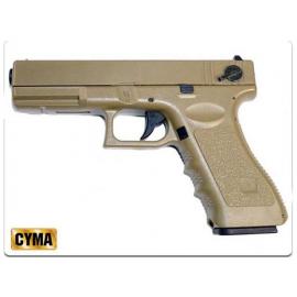 CYMA - G18 Elettrica TAN