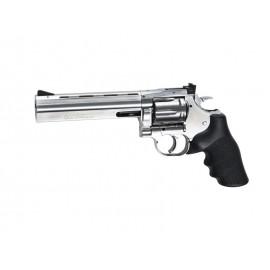 "Dan Wesson - 715 6"" Silver Low Power"