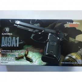 KJW - Beretta M9 MA1 RAIL GAS BLOWBACK