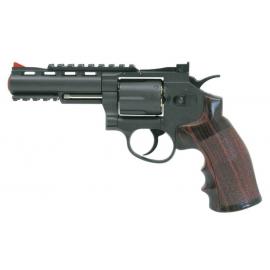 "WIN GUN REVOLVER 4"" CO2"