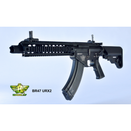 BOLT - BR47 FS URX2 NERO - EBB