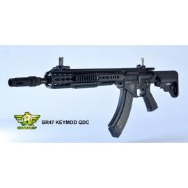 BOLT - BR47 KEYMOD QDC NERO - EBB