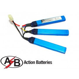 Action Batteries - LIFE 2000 mAh 9,9V 20C