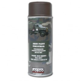 FOSCO - Camouflage Paint - Mud Brown
