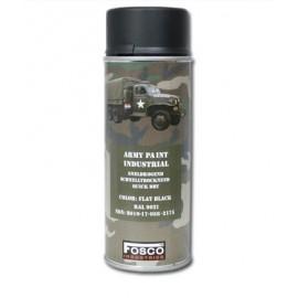 FOSCO - Camouflage Paint - Flat Black