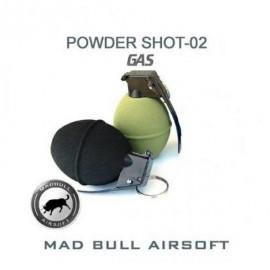 Madbull - Powershot 02 Dummy Grenade BK