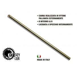 GrizzlyLab - Canna di precisione 6.02 363mm
