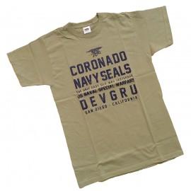 T-Shirt - Coronado Navy Seals DEVGRU