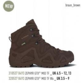 LOWA - ZEPHYR GTX MID TF Brown