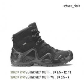 LOWA - ZEPHYR GTX MID TF Black