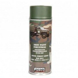 FOSCO - Camouflage Paint - Forest Green