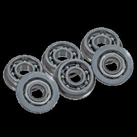 FPS - Boccole da 8 mm cuscinettate aperte