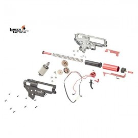 LANCER TACTICAL M4 SPR INTERCEPTOR (BK)