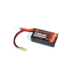 Evolution Li-Po Ultra Power 11.1V 1300mAh 20C