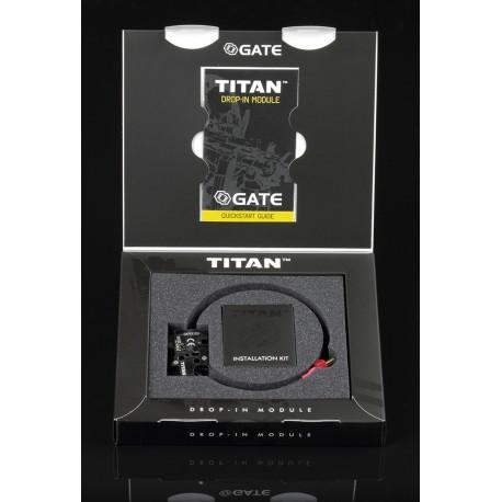 GATE Titan V2 Basic Module cavi posteriori