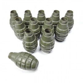 HAKKOTSU - Gusci di ricambio granata TB03 12 pezzi