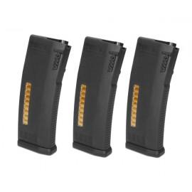 KWA MS120c Adjustable Mid-Cap Magazines- 3 Pack