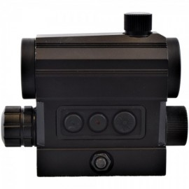 JS-TACTICAL RED DOT CON LASER ROSSO HD22X