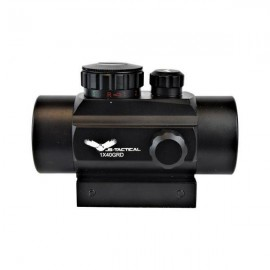 JS-TACTICAL RED DOT TUBO 40MM NERO 1X40GRD