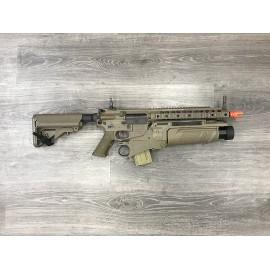 VFC SR15E3 Blaster TAN con Lanciagranate