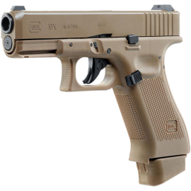Glock 19X UMAREX Metal Version Co2